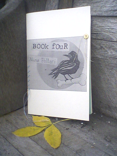 Book Four (Hyacinth Girl Press 2011)